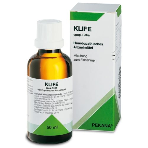 KLIFE spag. Peka 50 ml