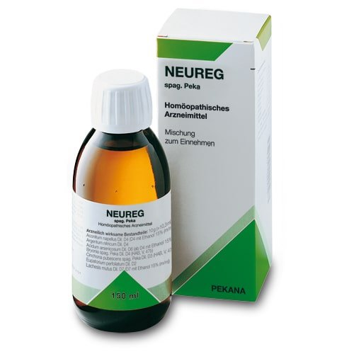NEUREG spag. Peka 150 ml