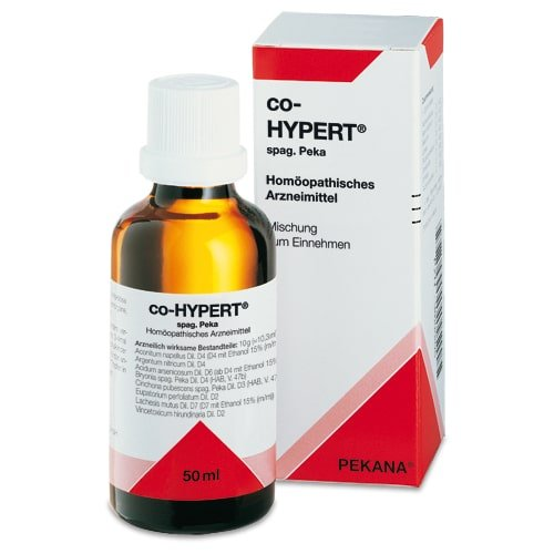 co-HYPERT® spag. Peka 50 ml
