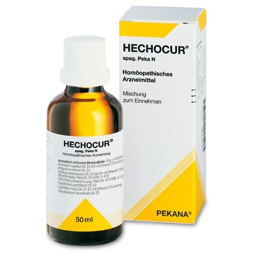 HECHOCUR ®spag. Peka N 50 ml